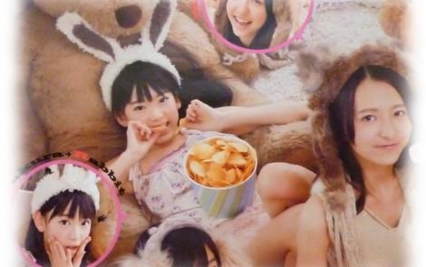 宮脇咲良 月刊ヤングマガジン 2013年 3月1号