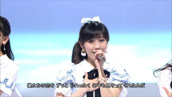 AKB48 MUSIC FAIR ラブラドール・レトリバー 渡辺麻友 (12)_R