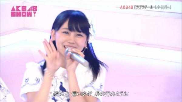 AKB48SHOW! 36人ラブラドール・レトリバー 小島真子 (1)_R