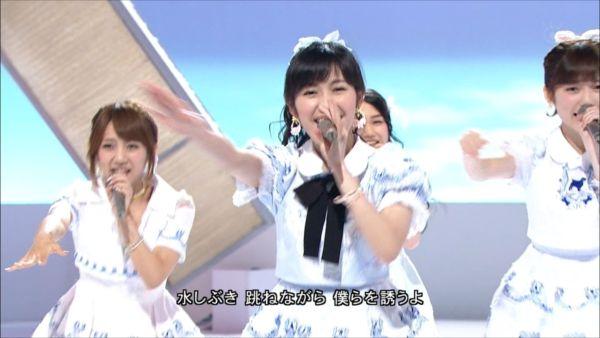 AKB48 MUSIC FAIR ラブラドール・レトリバー 渡辺麻友 (8)_R