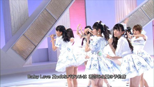 AKB48 MUSIC FAIR ラブラドール・レトリバー 渡辺麻友 (7)_R