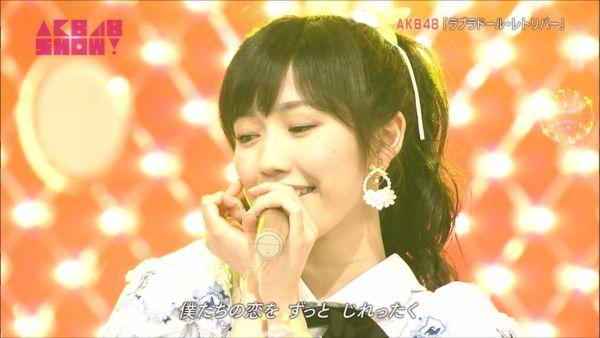 AKB48SHOW! 36人ラブラドール・レトリバー 渡辺麻友 (13)_R