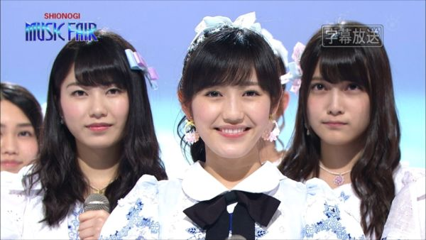 AKB48 MUSIC FAIR ラブラドール・レトリバー 渡辺麻友_R