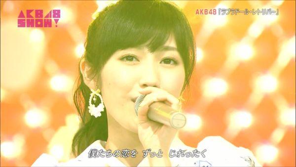 AKB48SHOW! 36人ラブラドール・レトリバー 渡辺麻友 (11)_R