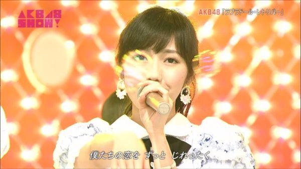 AKB48SHOW! 36人ラブラドール・レトリバー 渡辺麻友 (12)_R
