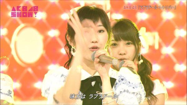 AKB48SHOW! 36人ラブラドール・レトリバー 渡辺麻友 (14)_R