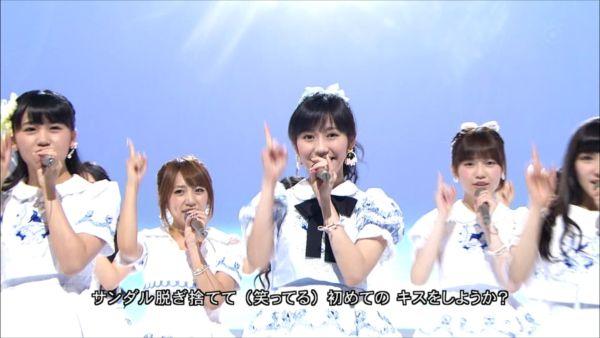 AKB48 MUSIC FAIR ラブラドール・レトリバー 渡辺麻友 (10)_R