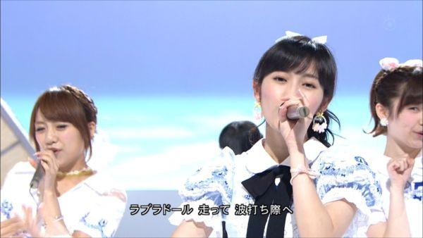 AKB48 MUSIC FAIR ラブラドール・レトリバー 渡辺麻友 (15)_R