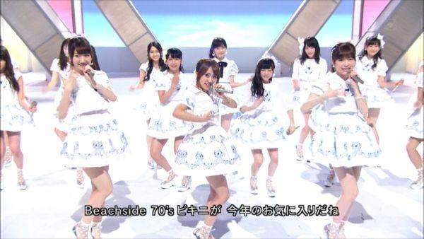 AKB48 MUSIC FAIR ラブラドール・レトリバー 島崎遥香_R
