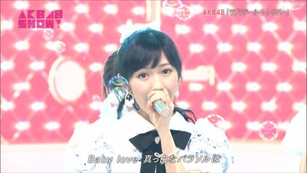 AKB48SHOW! 36人ラブラドール・レトリバー 渡辺麻友 (4)_R