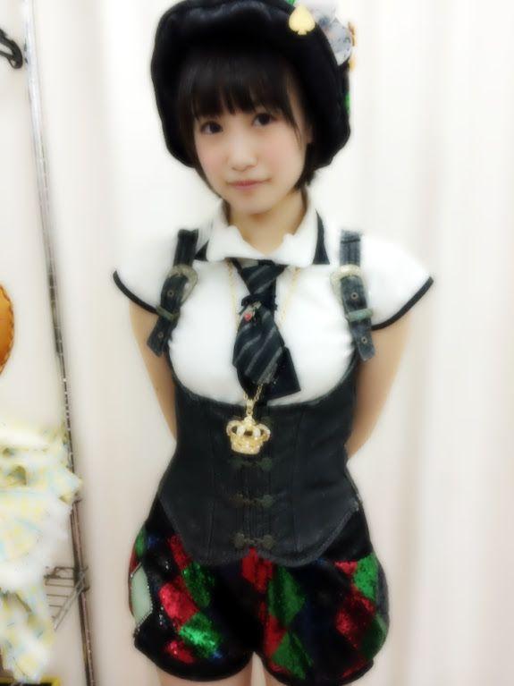 HKT48 朝長美桜 (1)_R