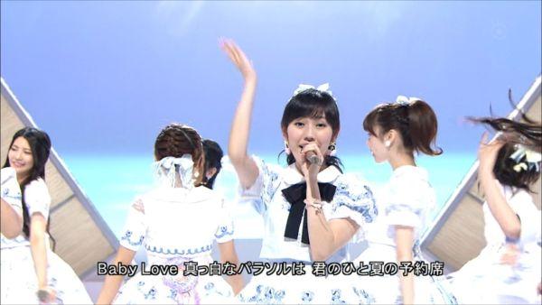 AKB48 MUSIC FAIR ラブラドール・レトリバー 渡辺麻友 (5)_R