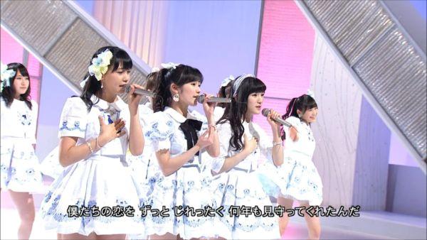 AKB48 MUSIC FAIR ラブラドール・レトリバー 渡辺麻友 (9)_R