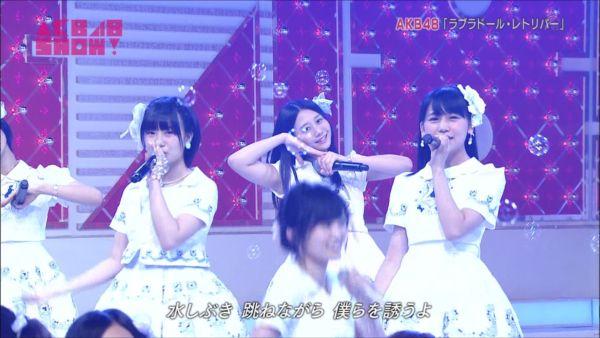 AKB48SHOW! 36人ラブラドール・レトリバー 小島真子 (2)_R