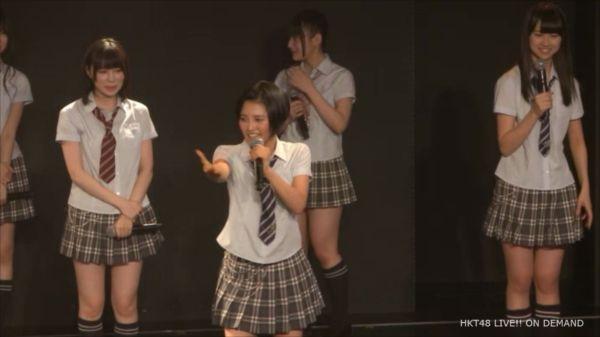 HKT48兒玉遥 劇場公演MC_R