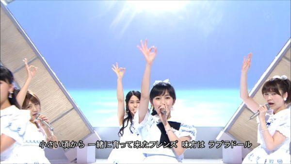 AKB48 MUSIC FAIR ラブラドール・レトリバー 渡辺麻友 (14)_R