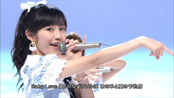 AKB48 MUSIC FAIR ラブラドール・レトリバー 渡辺麻友 (3)_R