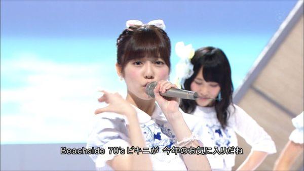 AKB48 MUSIC FAIR ラブラドール・レトリバー 島崎遥香 (3)_R