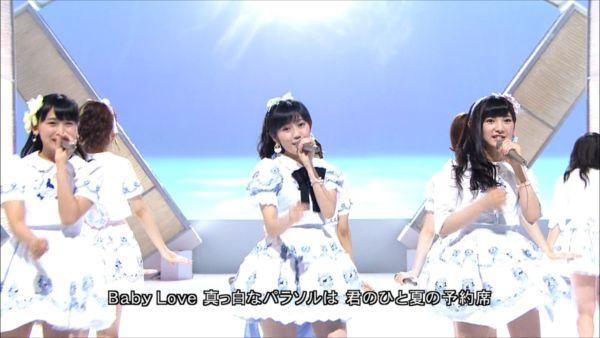 AKB48 MUSIC FAIR ラブラドール・レトリバー 渡辺麻友 (6)_R