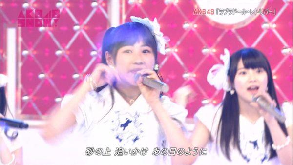 AKB48SHOW! 36人ラブラドール・レトリバー 西野未姫ちゃん! (1)_R