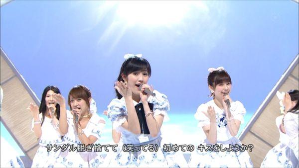 AKB48 MUSIC FAIR ラブラドール・レトリバー 渡辺麻友 (19)_R