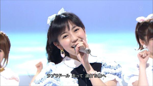 AKB48 MUSIC FAIR ラブラドール・レトリバー 渡辺麻友 (13)_R