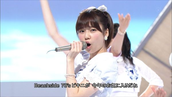 AKB48 MUSIC FAIR ラブラドール・レトリバー 島崎遥香 (2)_R