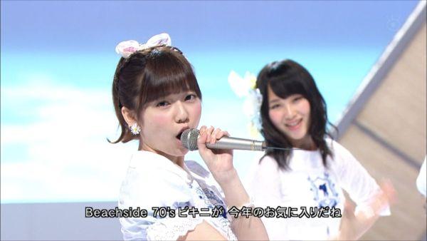 AKB48 MUSIC FAIR ラブラドール・レトリバー 島崎遥香 (4)_R