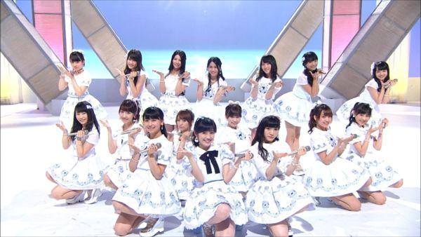 AKB48 MUSIC FAIR 西野未姫 ラブラドール・レトリバー_R (7)