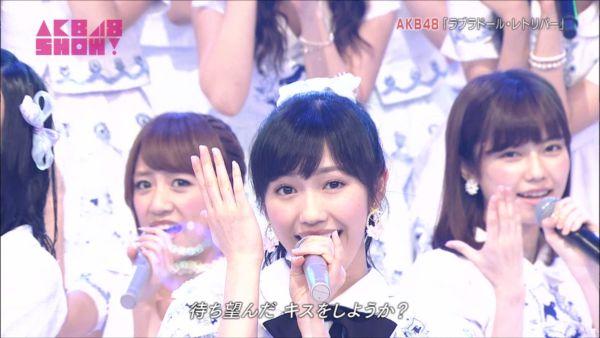 AKB48SHOW! 36人ラブラドール・レトリバー 渡辺麻友 (10)_R