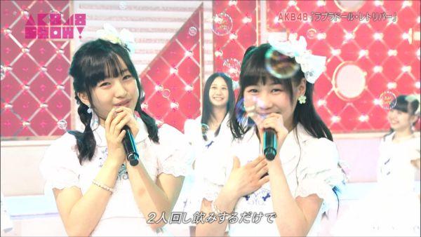 AKB48SHOW! 36人ラブラドール・レトリバー 西野未姫ちゃん! (4)_R