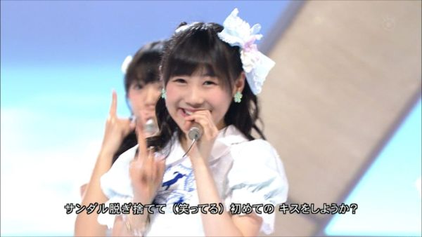 AKB48 MUSIC FAIR 西野未姫 ラブラドール・レトリバー_R (6)