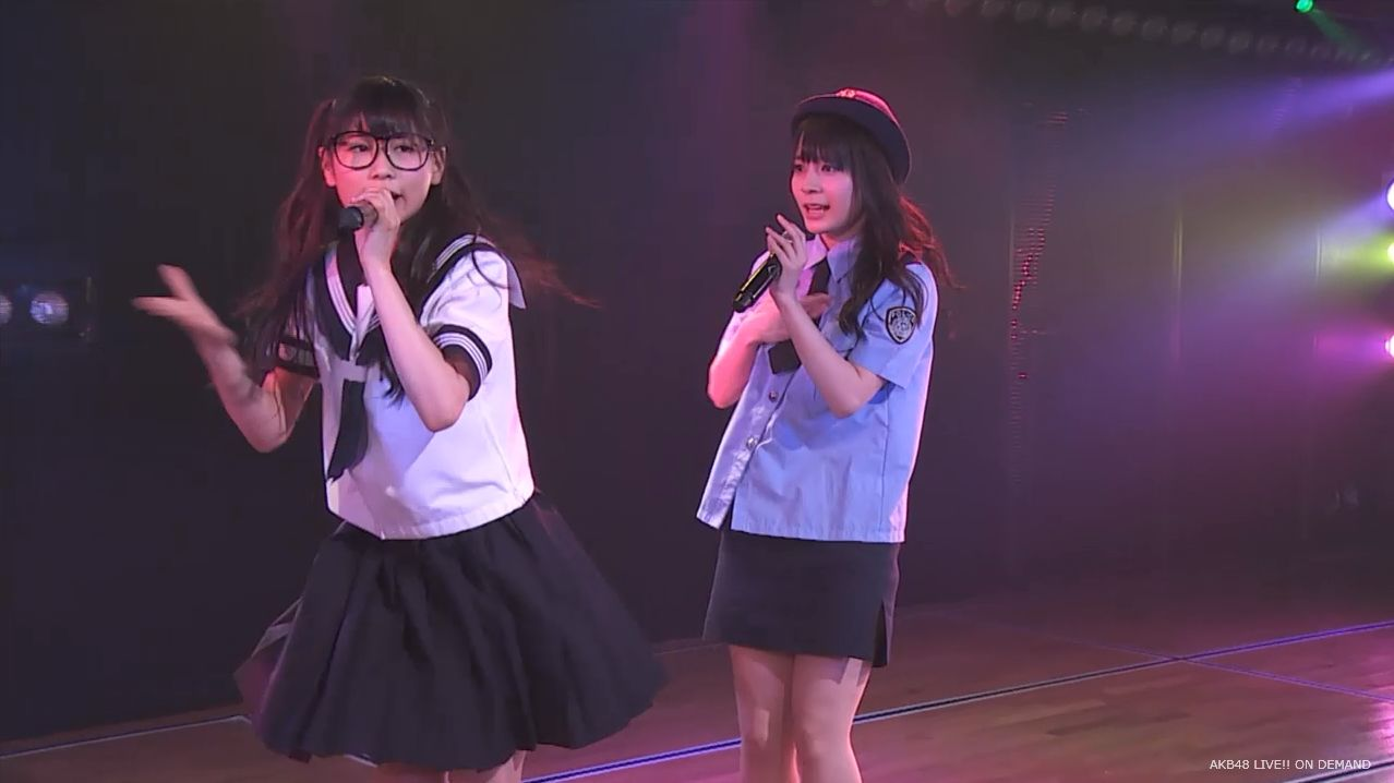AKB48西野未姫 天国野郎 セーラー服 (19)
