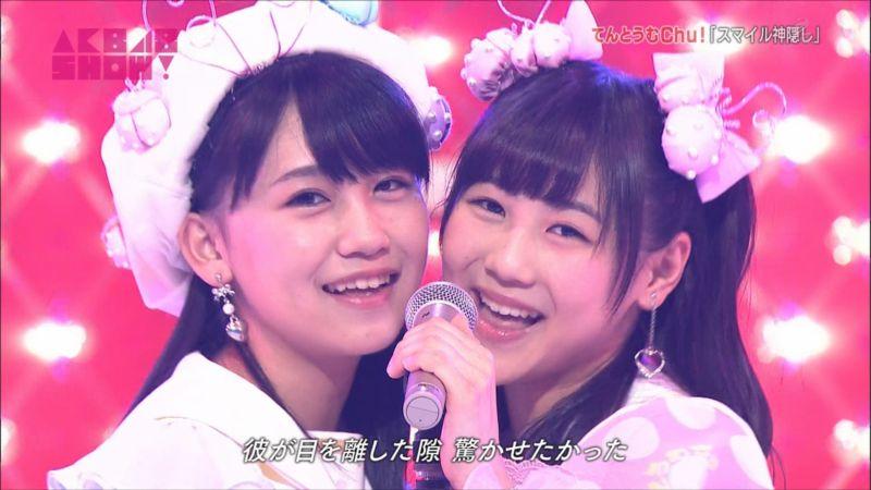 西野未姫ちゃん スマイル神隠し てんとうむchu! AKB48SHOW! R (21)