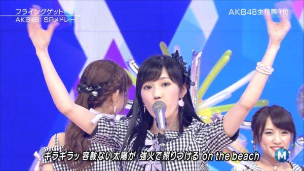AKB48 渡辺麻友 MステSP20140627 (30)_R