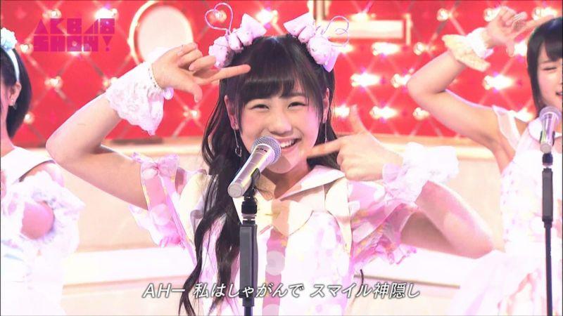 西野未姫ちゃん スマイル神隠し てんとうむchu! AKB48SHOW! R (20)