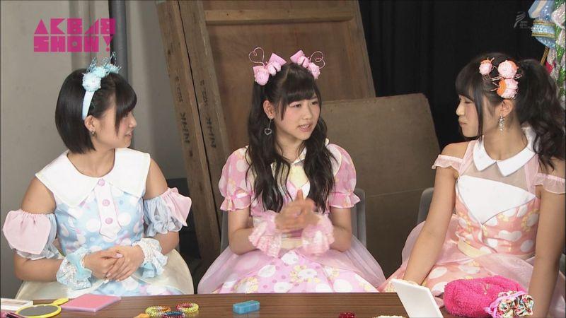 西野未姫ちゃん スマイル神隠し てんとうむchu! AKB48SHOW! R (8)