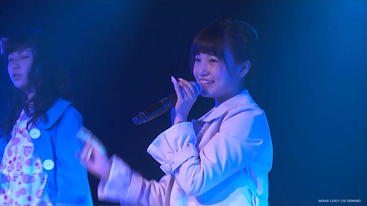 朝長美桜 パジャマドライブ チームB 20140621