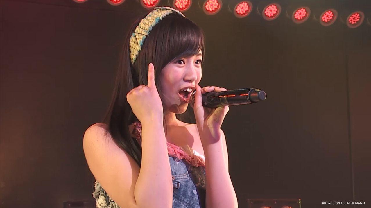 AKB48飯野雅 フル劇場公演デビュー 20140623 (60)