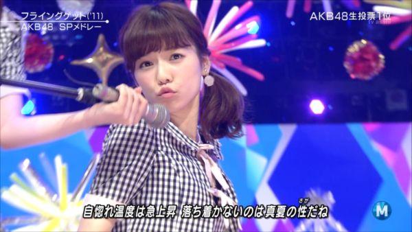 AKB48島崎遥香 MステSP 20140627 (6)_R