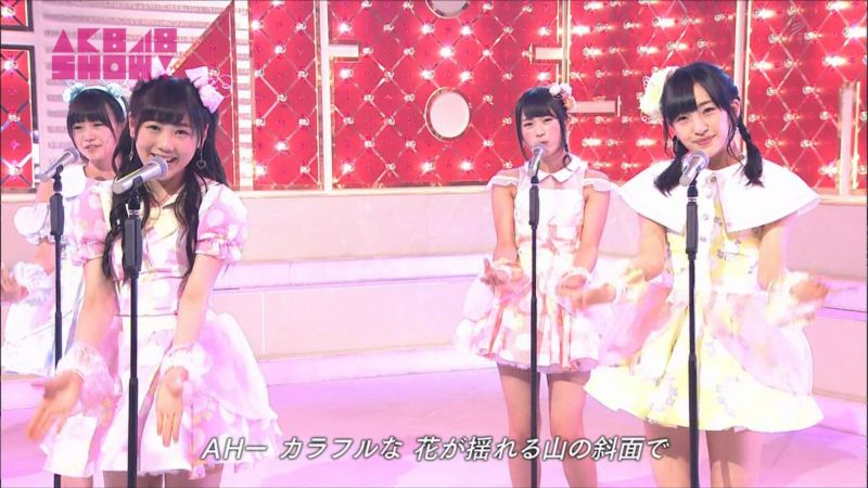 西野未姫ちゃん スマイル神隠し てんとうむchu! AKB48SHOW! R (19)
