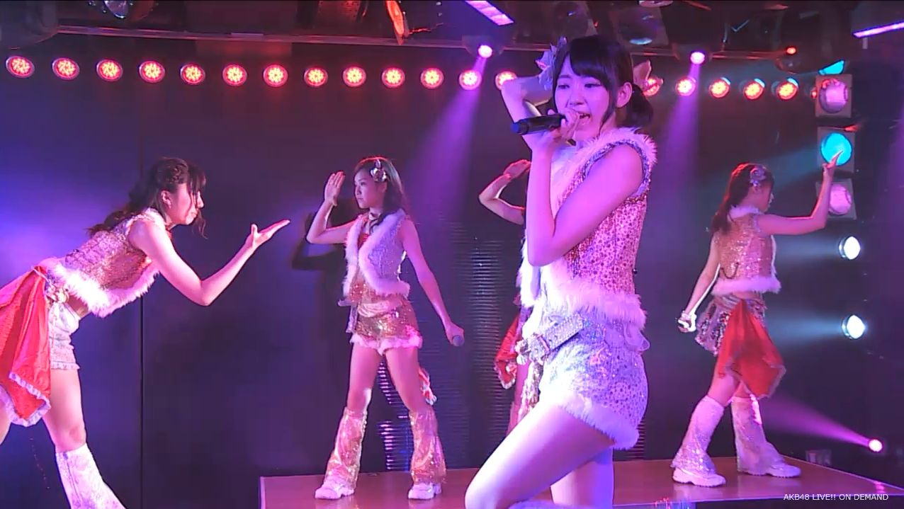 AKB48チームA 宮脇咲良 20140628夜 (174)