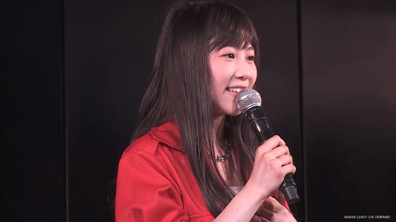 劇場公演 リンゴヘアー 西野未姫 自己紹介MC20140618 (7)