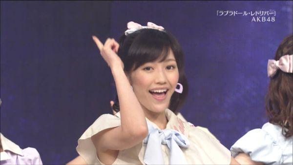 AKB48渡辺麻友 テレ東音楽祭2014 (35)_R
