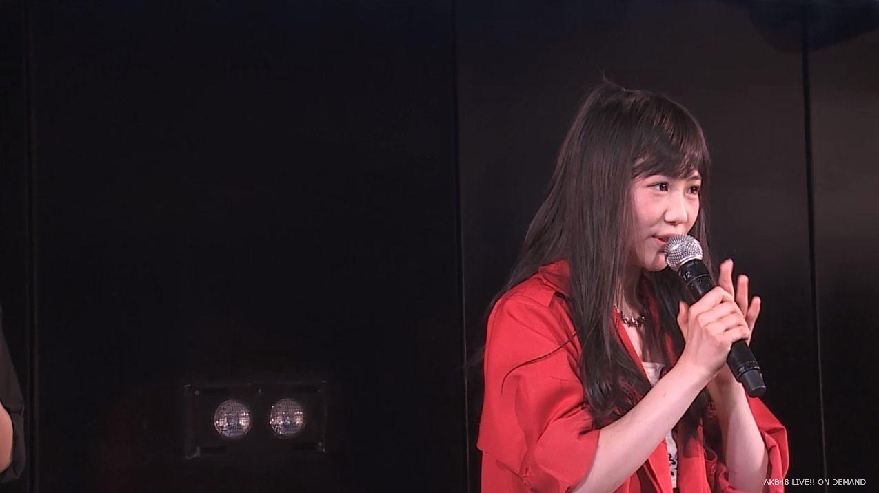 劇場公演 リンゴヘアー 西野未姫 自己紹介MC20140618 (4)