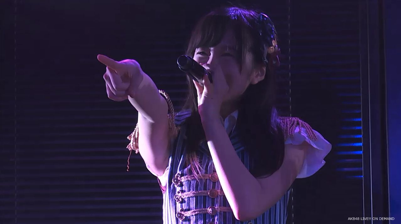 AKB48飯野雅 フル劇場公演デビュー 20140623 (19)