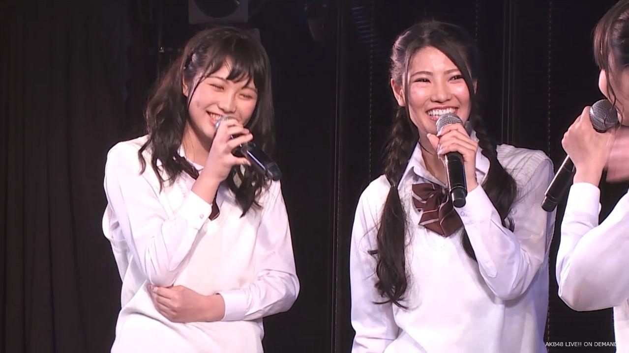AKB横島亜衿 劇場公演MC 20140621 (8)