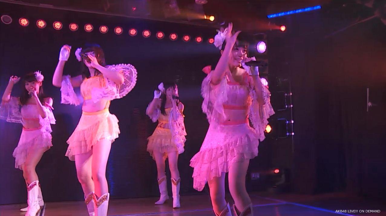 AKB48向井地美音 横須賀カーブ 20140626 (3)