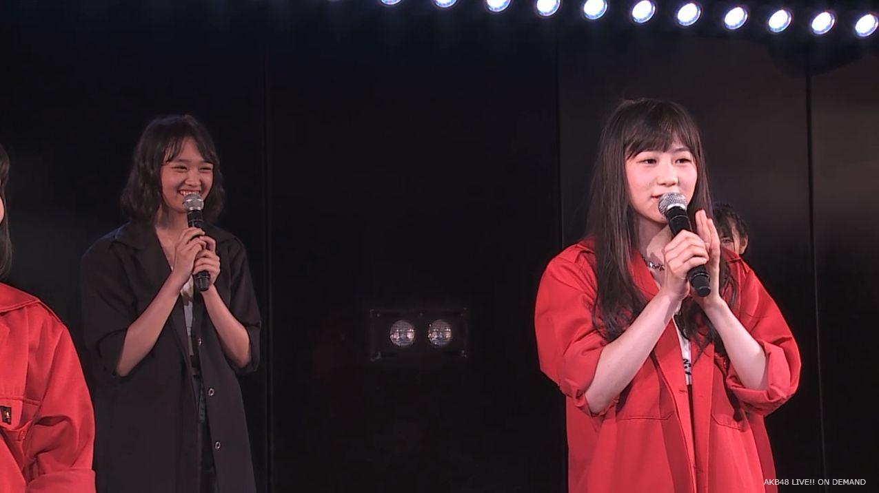 劇場公演 リンゴヘアー 西野未姫 自己紹介MC20140618 (5)
