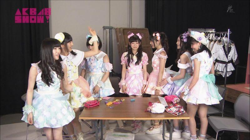 西野未姫ちゃん スマイル神隠し てんとうむchu! AKB48SHOW! R (14)